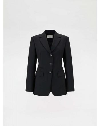 SPORTMAX - Stretch wool blazer - Black