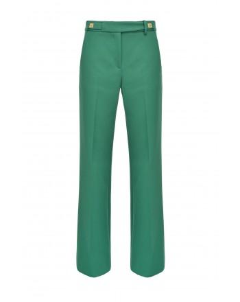 PINKO - ARAL Trousers - GREEN