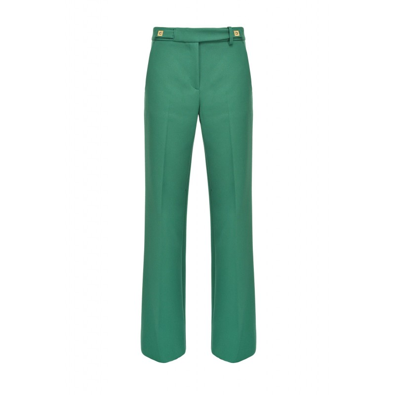 PINKO - Pantalone ARAL - VERDE
