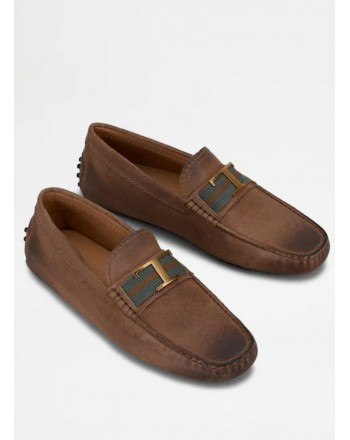 TOD'S - Gommino Loafer - Brown