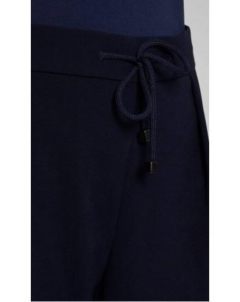 FAY - Pantalone Easy - Blu Petrolio