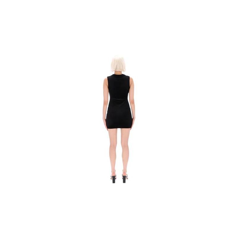 JUICY COUTURE - YASMINA DRESS - BLACK