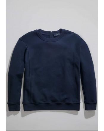 FAY - Crewneck sweatshirt - Petrol Blue