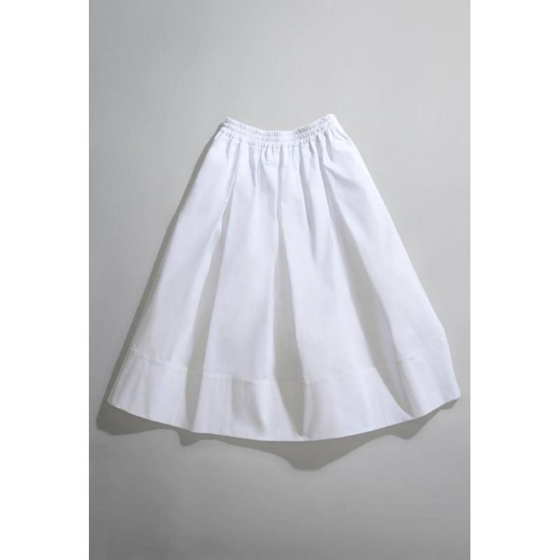 FAY - Full skirt - White