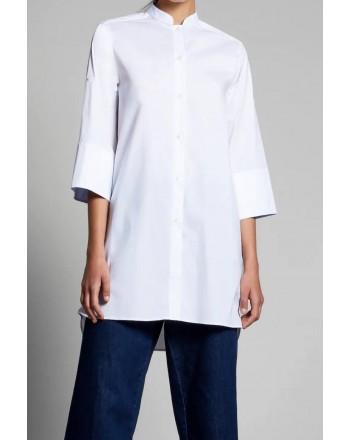 FAY - Maxi Shirt - White