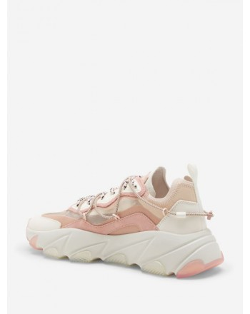 ASH - Sneakers EXTRABIS03 con rialzo - Pink