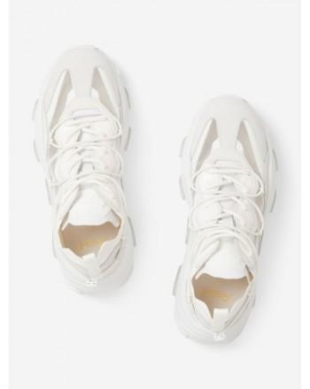 ASH - Sneakers EXTRABIS06 con rialzo - White/White