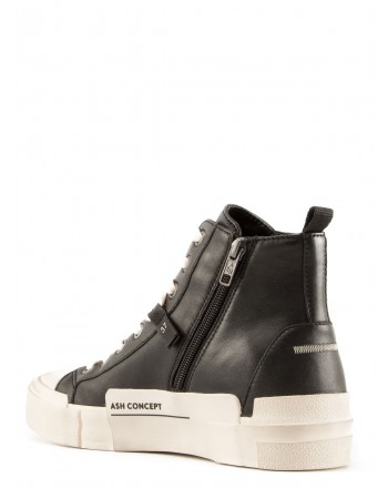 ASH- GHIBLY BIS 01 Sneakers - Black