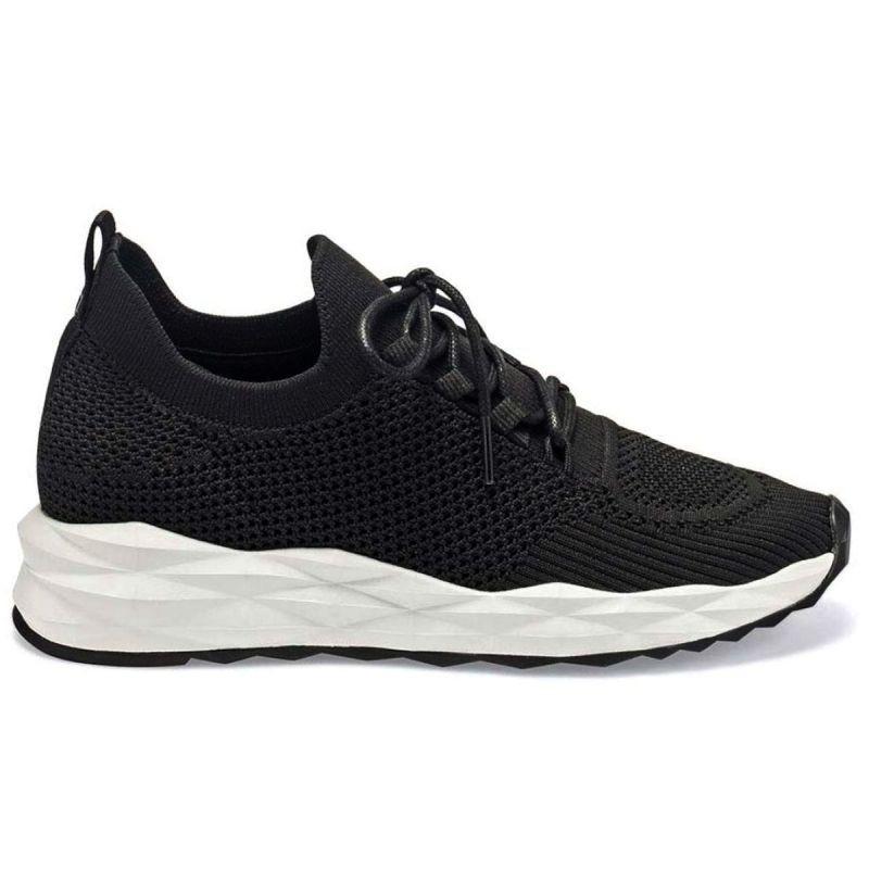 ASH - Sneakers SKATE in Tessuto Tecnico - Nero