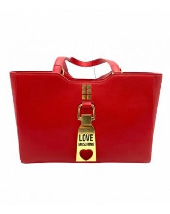 LOVE MOSCHINO - Handbag - Red -