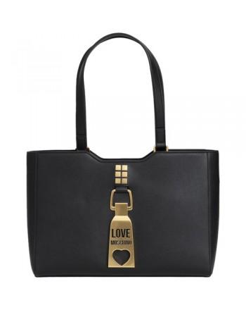LOVE MOSCHINO - Handbag - Black -