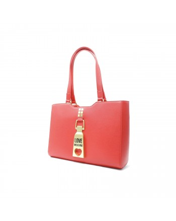 LOVE MOSCHINO - Shoulder bag - RED