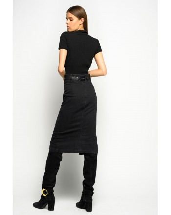 PINKO - ELSA Skirt - Black