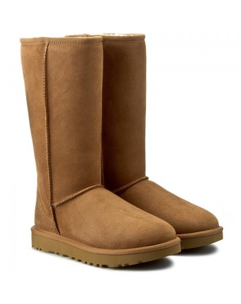 UGG - CLASSIC TALL II Boots - Chestnut