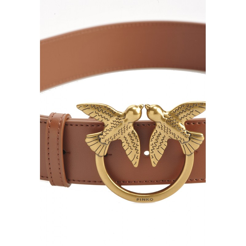 PINKO - Cintura BERRY  SIMPLY  - Cuoio -