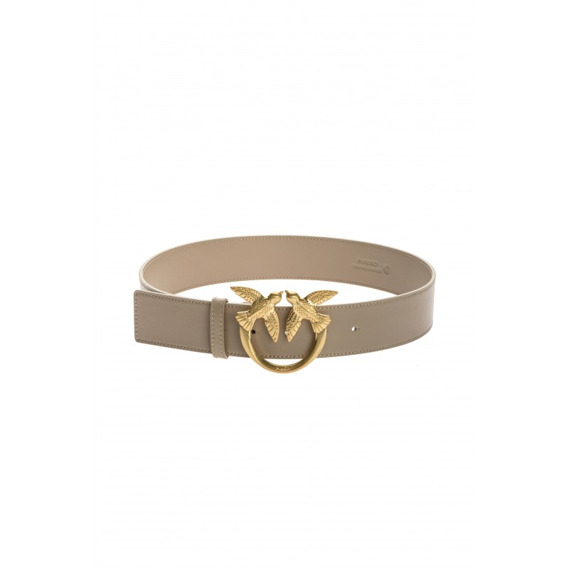 PINKO - BERRY  SIMPLY Belt  - White -
