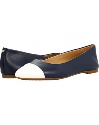 MICHAEL BY MICHAEL KORS - ALYSSA FLEX Ballerinas - Navy