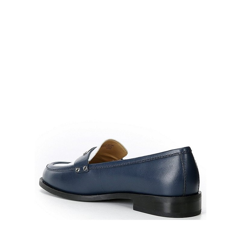 MICHAEL by MICHAEL KORS - Mocassino FINLEY LOAFER - Navy/Bianco