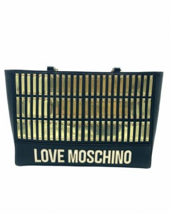 LOVE MOSCHINO - Borsa a Mano - NERO