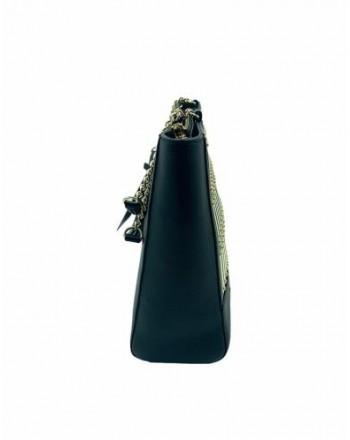 LOVE MOSCHINO - Handbag - BLACK
