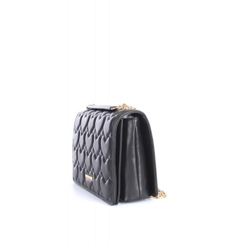 LOVE MOSCHINO - Shoulder Bag - Black
