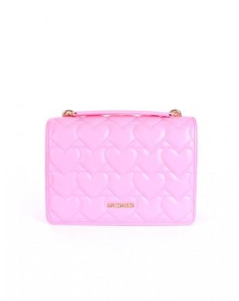 LOVE MOSCHINO - Shoulder Bag - Pink -