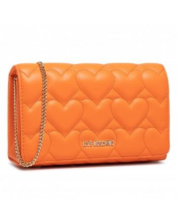 LOVE MOSCHINO - Shoulder bag - Orange -