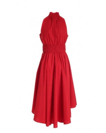MICHAEL by MICHAEL KORS - CRIMSON Flaired Dress - Red