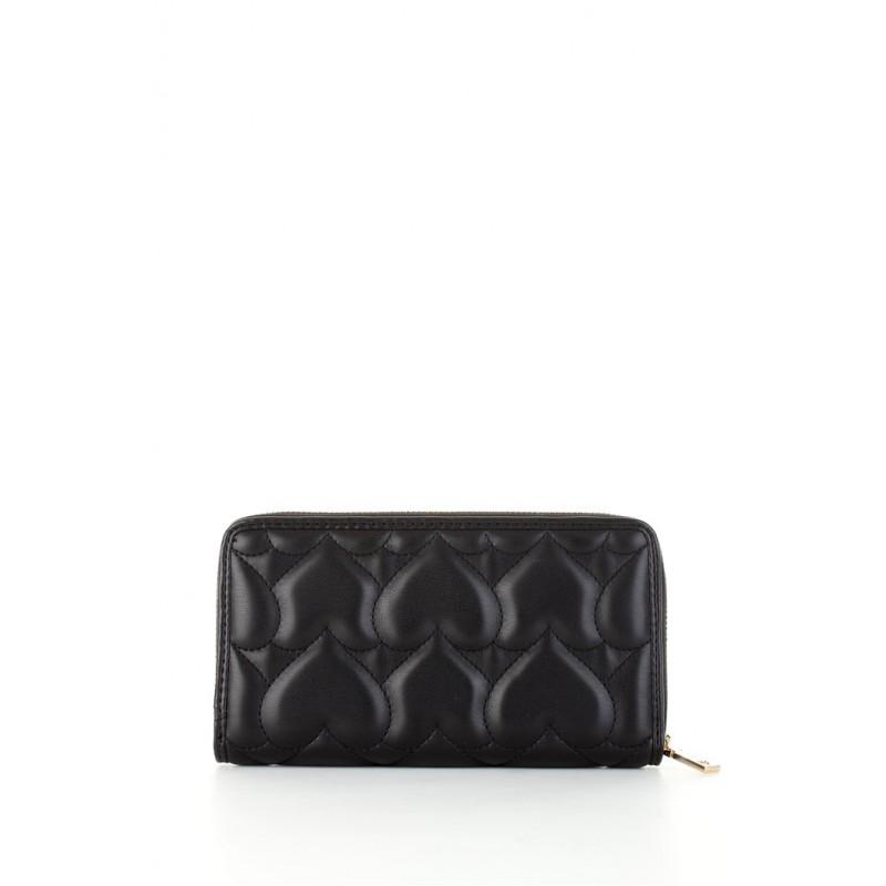 LOVE MOSCHINO -Wallet - Black -