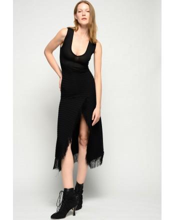 PINKO - DRESS SPRINT - BLACK