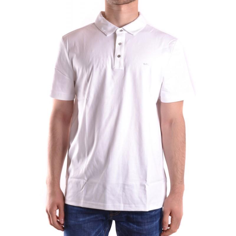 MICHAEL by MICHAEL KORS - Jersey polo shirt CB95FGVC93 - White -