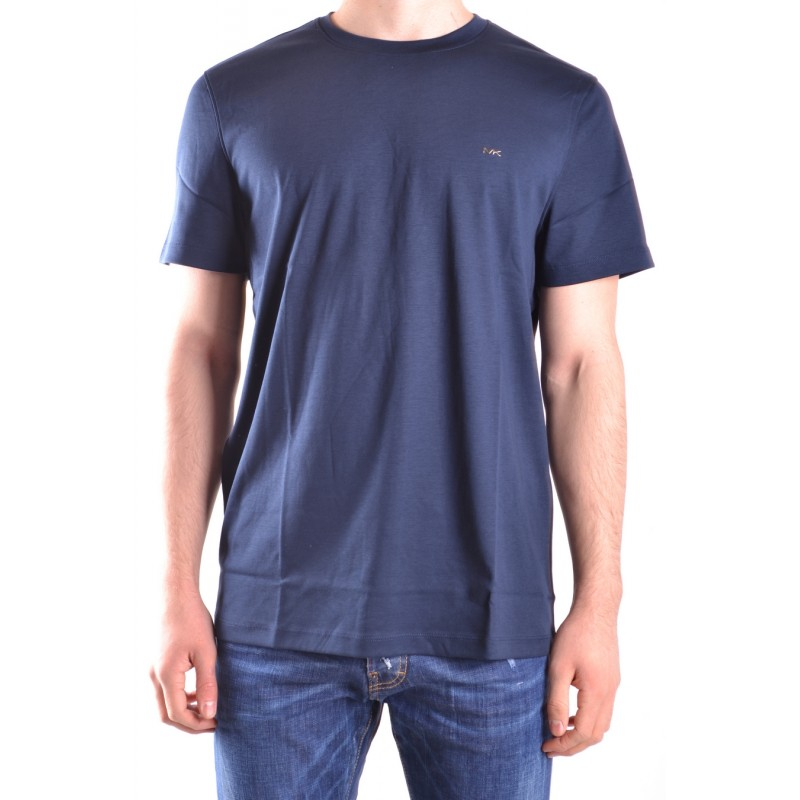 MICHAEL by MICHAEL KORS - T-Shirt con logo MK - CB95FJ2C93 -Blu