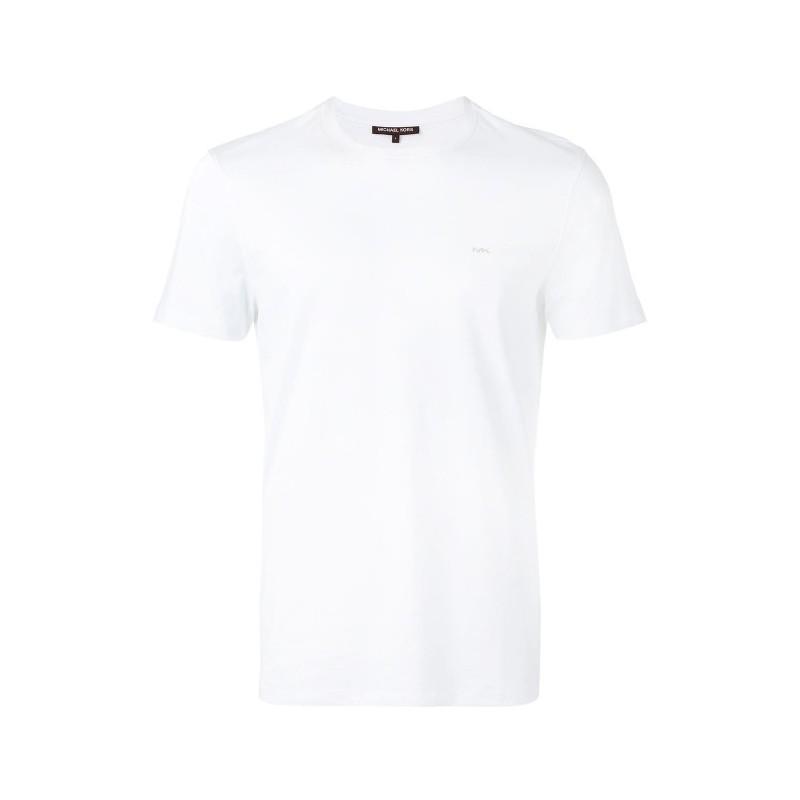 MICHAEL by MICHAEL KORS - T-Shirt con logo MK - CB95FJ2C93 -Bianco -