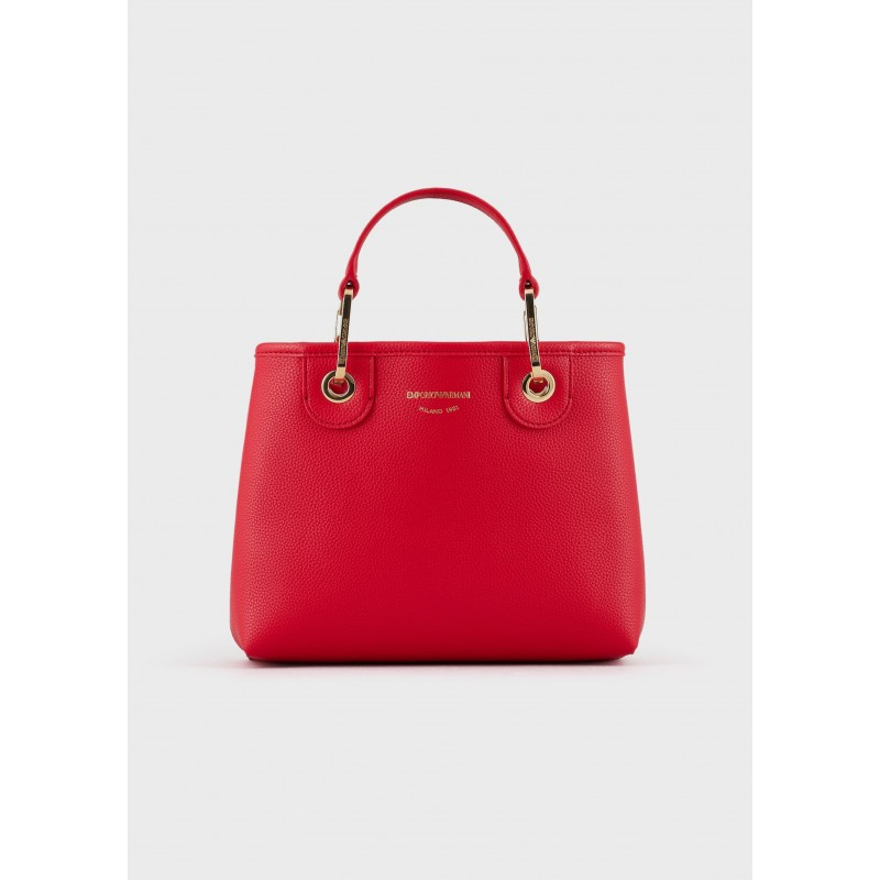 EMPORIO ARMANI - Deer Patterned MYEA  Y3D166YFO5B - Red/Silver