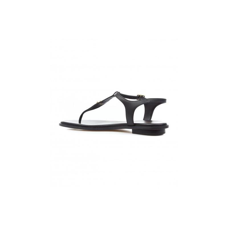MICHAEL BY MICHAEL KORS - Mallory Thong flip flops 40S1MAFA2L - Black