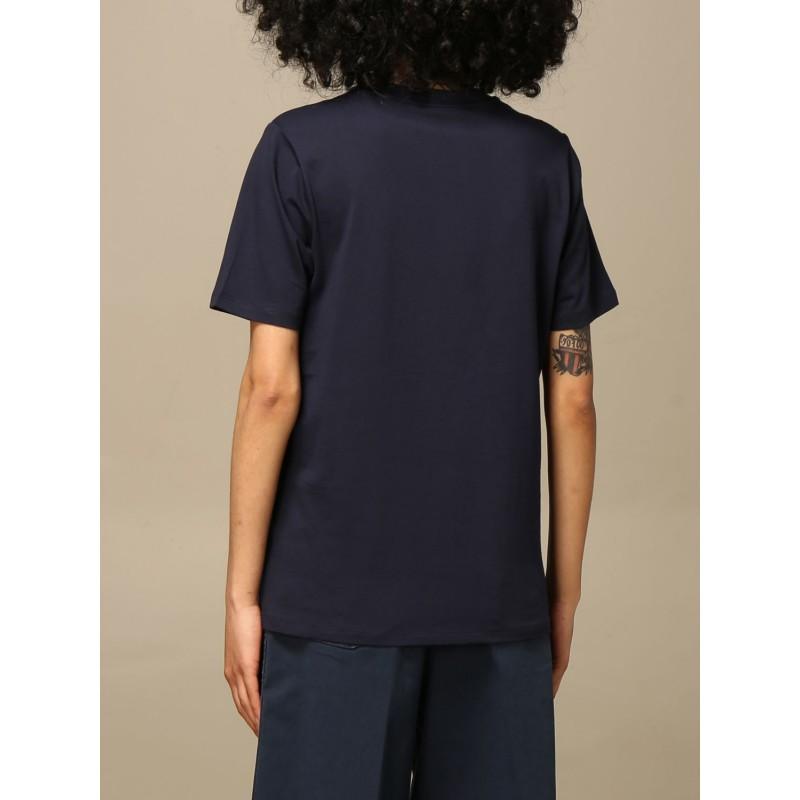 MICHAEL BY MICHAEL KORS - T-shirt Mezza manica girocollo logo MS1501197J - Midnight