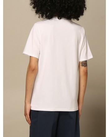 MICHAEL BY MICHAEL KORS - T-Shirt Mezza manica girocollo logo MS1501N97J  - Bianco