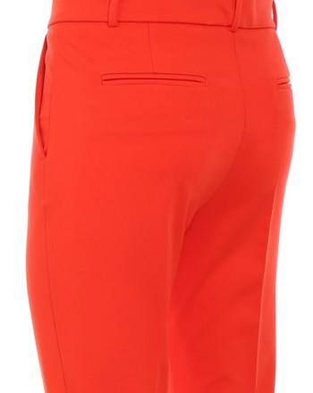 PINKO - Bello 100 Pantalone - Rosso