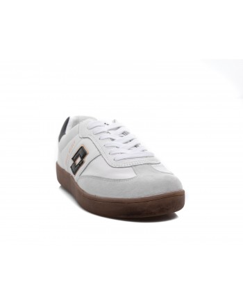 LOTTO LEGGENDA -  BRASIL SELECT Sneakers Leather - Black/White