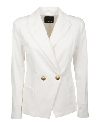 PINKO - Nicky 2 Jacket - White