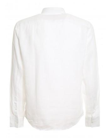 MICHAEL by MICHAEL KORS - Linen shirt - White -