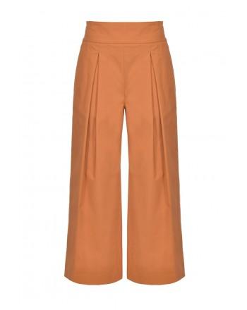 PINKO - Teso 4 trousers - Brown