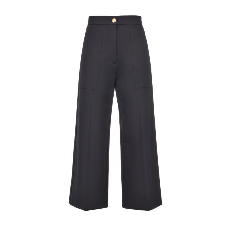PINKO - Svelto pantalone - Nero