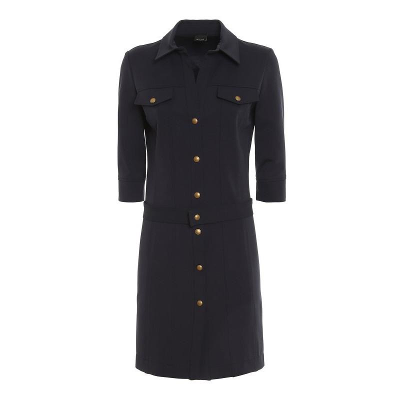 PINKO - Inquieto dress - Black
