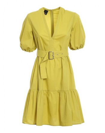 PINKO - Nuvoloso 1 abito - Lime