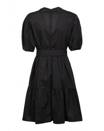 PINKO - Nuvoloso dress - Nero