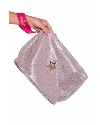 PIN-UP STARS - Full Mirrors Pochette PA000XB - Antique Pink