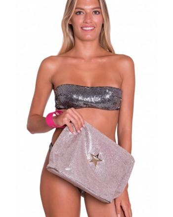 PIN-UP STARS -  Pochette Full Specchietti  PA000XB - Rosa Antico