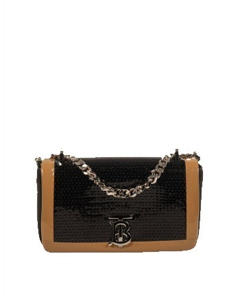 BURBERRY - Mini bag - Black -