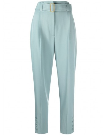 MAX MARA - Pantaloni con Cintura DIDA - Verde